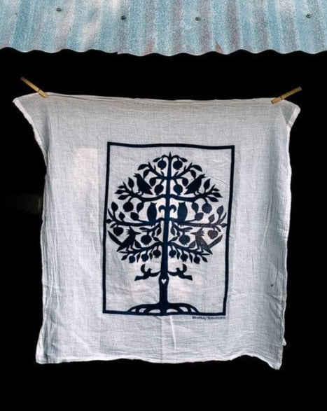 Tree of Life Dish Towel
