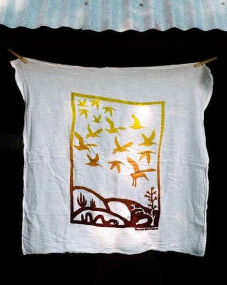 Migration Dish Towel