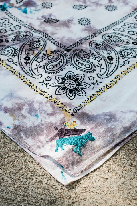 Farm Animals Bandana