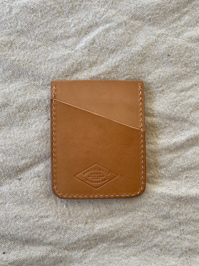 Sample: Stamped Card Wallets