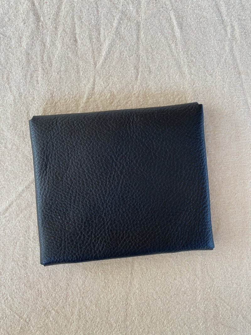 Sample: Black Envelope Pouch