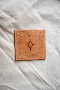 Carved Coasters