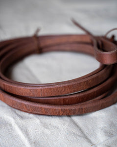 Heavy Harness Reins