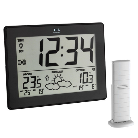TFA METRO Large Screen Weather Station (35.1125.01) Weather Spares