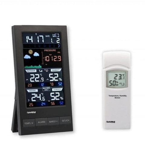 GARNI 281 Colour Weather Station Weather Spares