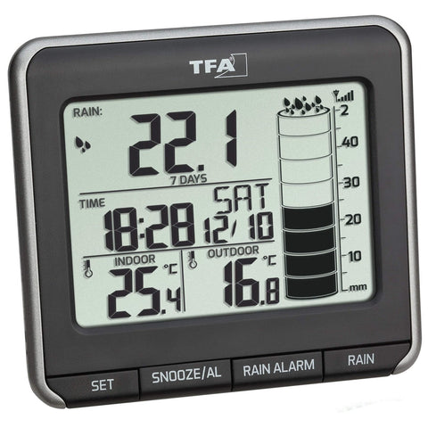 TFA - TFA RAINMAN Digital Wireless Rain Gauge  (47.3004.01) - weather-spares-uk