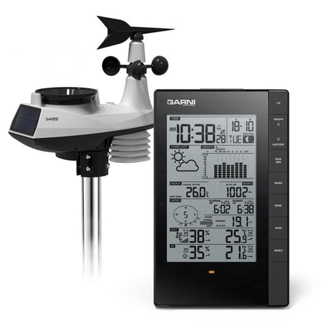 GARNI Complete USB Weather Station (935PC) - Weather Spares