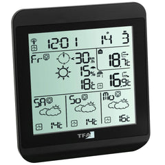 TFA METEOTIME FIESTA Weather Info Centre (35.1130.01) - Weather Spares