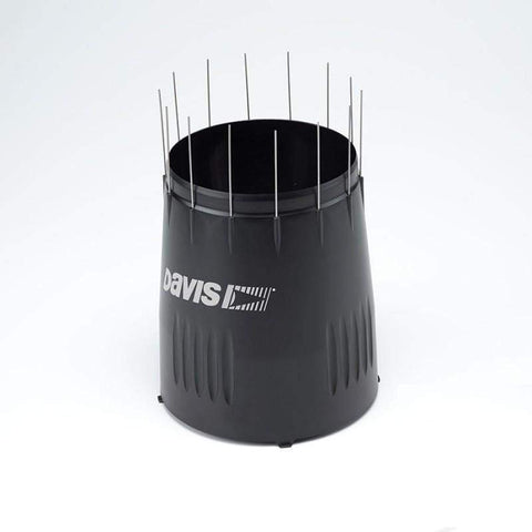 Davis Rain Cone Collector with logo (7345.527) - Weather Spares
