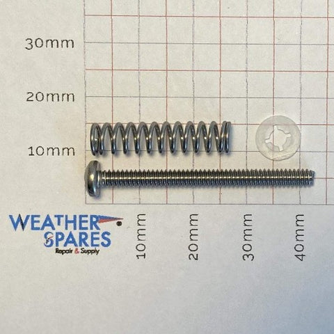 Davis Vantage Pro2 Solar / UV Sensor Fixing Set Weather Spares