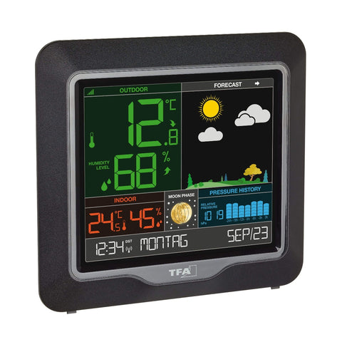 TFA - TFA Seasons Wireless Weather Station (35.1150.01) - weather-spares-uk