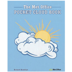 The Met Office Pocket Cloud Book (Hardcover 128 pages) Weather Spares