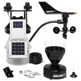 Davis Vantage Pro2 Wireless Station with 24hr FARS, Solar and UV (6163UK) - Weather Spares