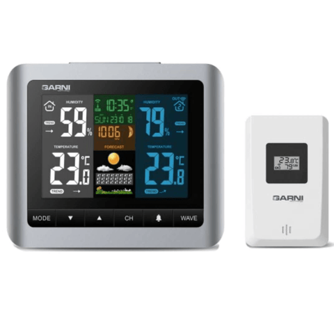 GARNI 520 Multifunction Colour Weather Station (520) Weather Spares