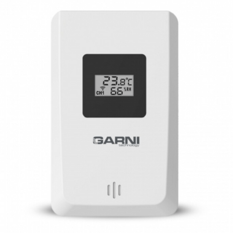 GARNI technology,Garni Temperature & Humidity Sensor (045H),weather-spares-uk