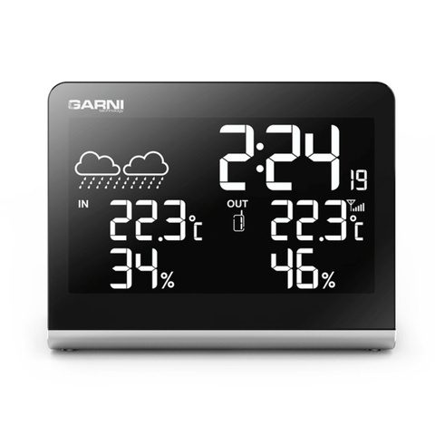 GARNI technology,GARNI Arcus 535 Colour Alarm Weather Station (535),weather-spares-uk