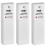 TFA MULTI-SENSE Wireless station with 3 Transmitters (30.3057.01) Weather Spares