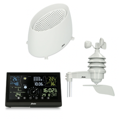 Alecto WS-3850 Colour Full Featured Weather Station (WS-3850) Weather Spares
