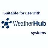 TFA 3 x Window and Door Contact Sensors for WeatherHub (30.3311.02) - Weather Spares