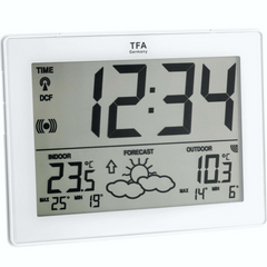 TFA METRO Large Screen Weather Station (35.1125.02) Weather Spares