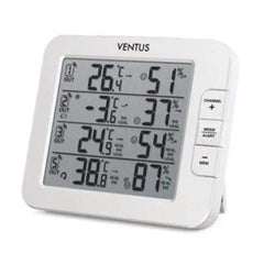 Ventus,Ventus Climate Monitor Weather Station with 3 sensors (W210),weather-spares-uk