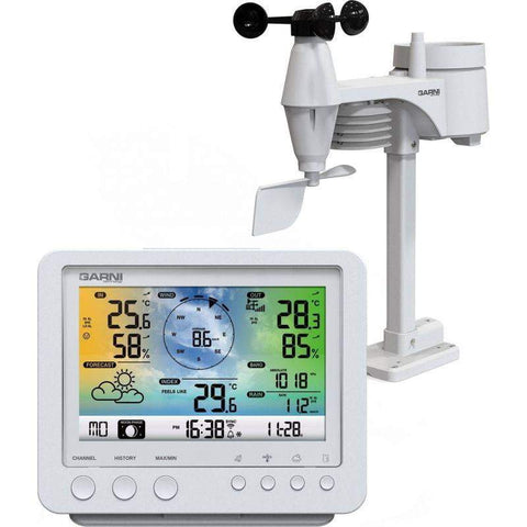 GARNI 5-in-1 WiFi Weather Station (975) - Weather Spares