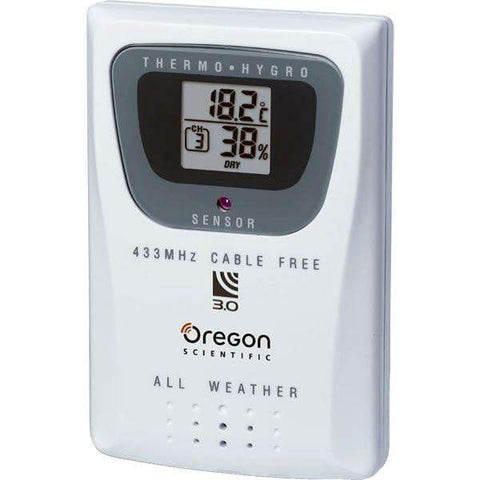 Oregon Scientific - Oregon Scientific Temperature & Humidity Sensor (THGR810) - weather-spares-uk