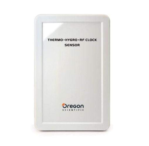 Oregon Scientific - Oregon Scientific Wireless Temperature, Humidity, Clock Sensor (RTGN318) - weather-spares-uk