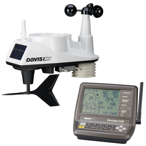 Davis Vantage Vue Wireless Weather Station 6250UK Weather Spares