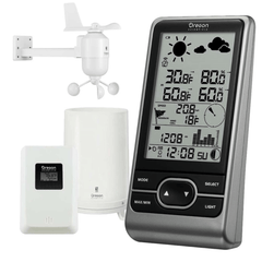 Oregon Scientific Multi-sensor Professional Weather Station - expandable (WMR86NX) Weather Spares