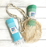 Endless Summer Package #4: Includes 2 Turkish Towels & 1 Beach Bag