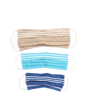 Original Face Masks: Reusable, Washable, Eco-Friendly made from Organic & Recycled Turkish Cotton