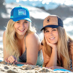 2 Pack of our Most Popular Eco Surf Hats