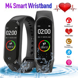 M4 Smart Bracelet Sports Pedometer Color Screen Watch