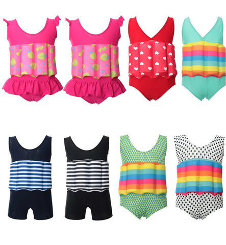 Float Suit with Adjustable Buoyancy Conjoined Swimsuit Romper  Beach Thong One Piece Swimsuit Cutout Swimsuits Bodysuit