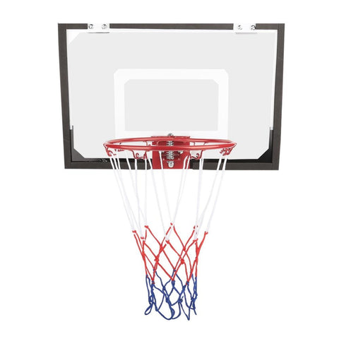 US AU DE 45 x 30cm Backboard Indoor Mini Basketball System Backboard Hoop Kit