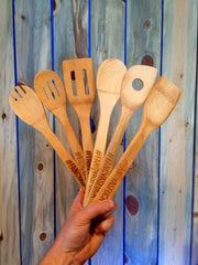 The Bamboo Spoons