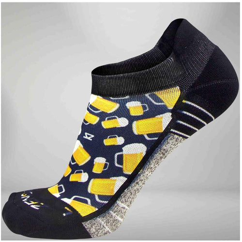 Zensah-Limited Edition-Beer Sock-No Show