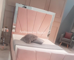 Knightsbridge Mirrored Bed Range. - Ambassador Beds