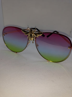 Queen B Luxe Sunglasses