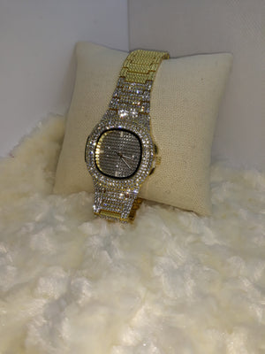 Bling Wristwatch