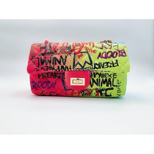 Medium Graffiti Handbag