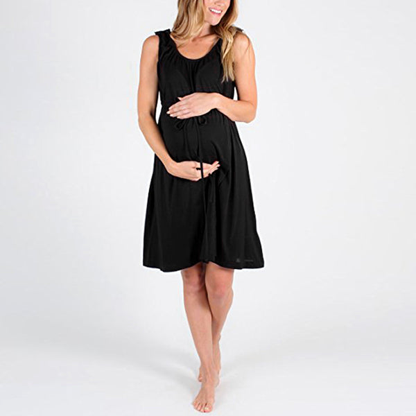 Plus Size Maternity Dress Labor/Delivery/Nursing Hospital Gown