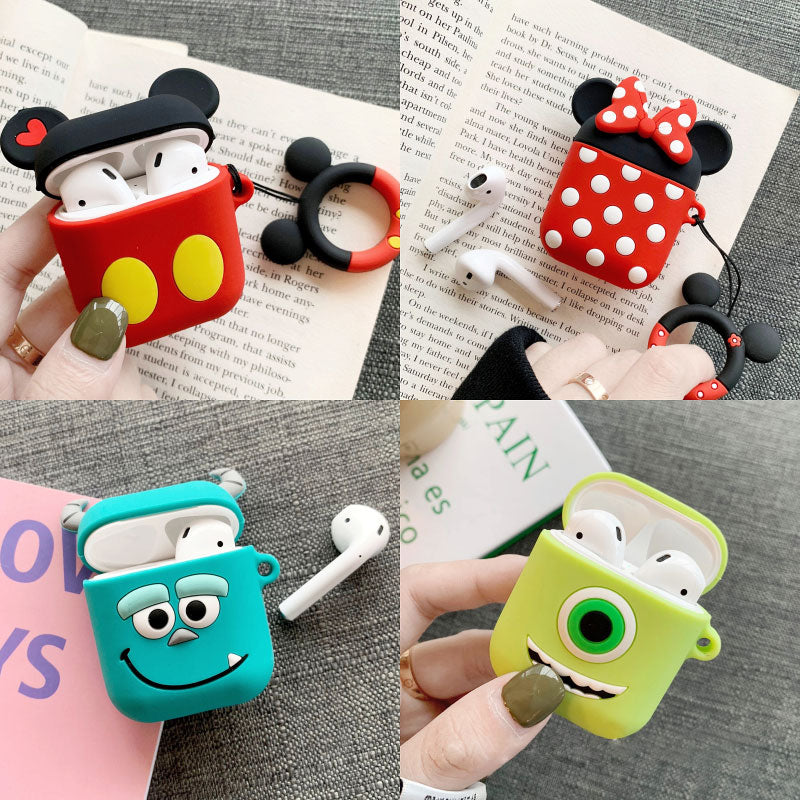 Cartoon Case for AirBuds™ - StuffStore4u