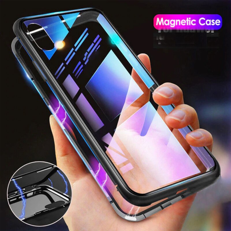 Iphone Magnetic Protective Cover - StuffStore4u