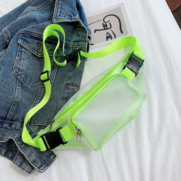 Frosted Neon Glow Bag