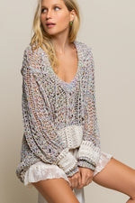Fairground Sprinkle Lightweight Sweater