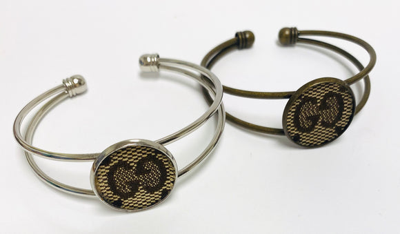 KD Adjustable Cuff Gucci Bracelet