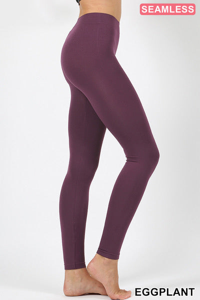 Seamless Classic Long Leggings