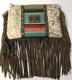 Keep it Gypsy LV Maxine Fringe Handbag